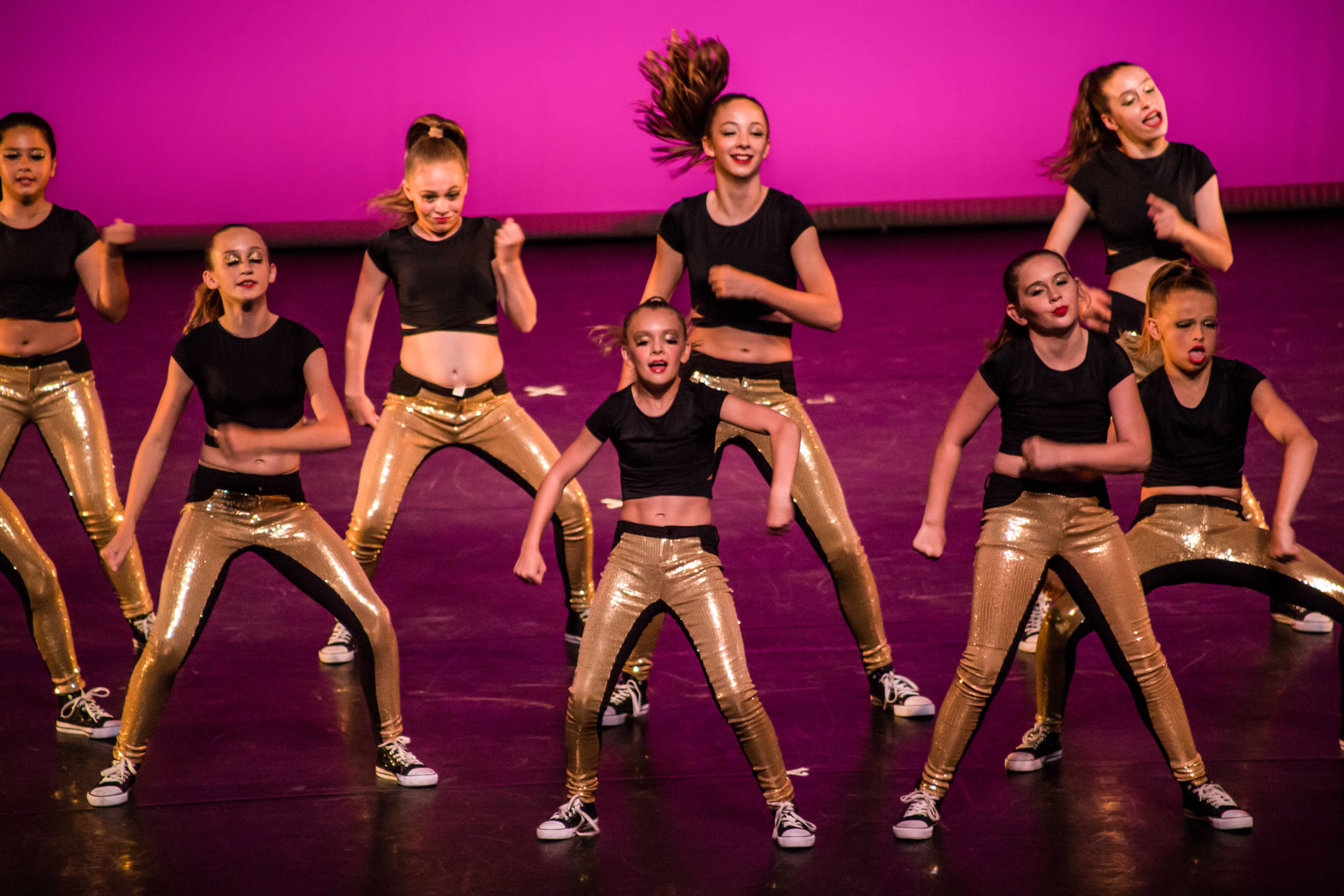 Hip-Hop - Elite Dance and Performing Arts Center
