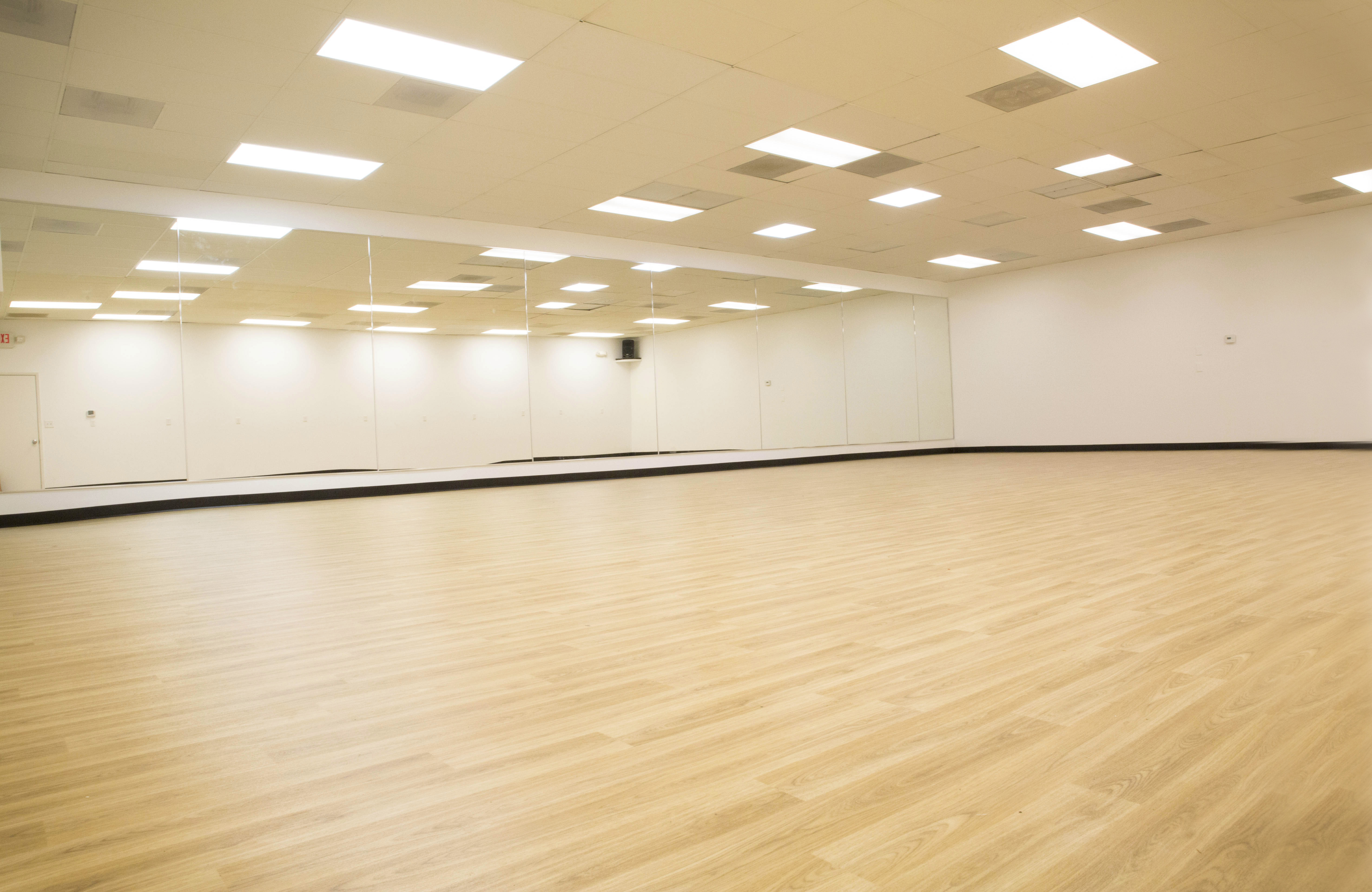 The studio elite dance and performing arts center for Hardwood floors 1500 square feet