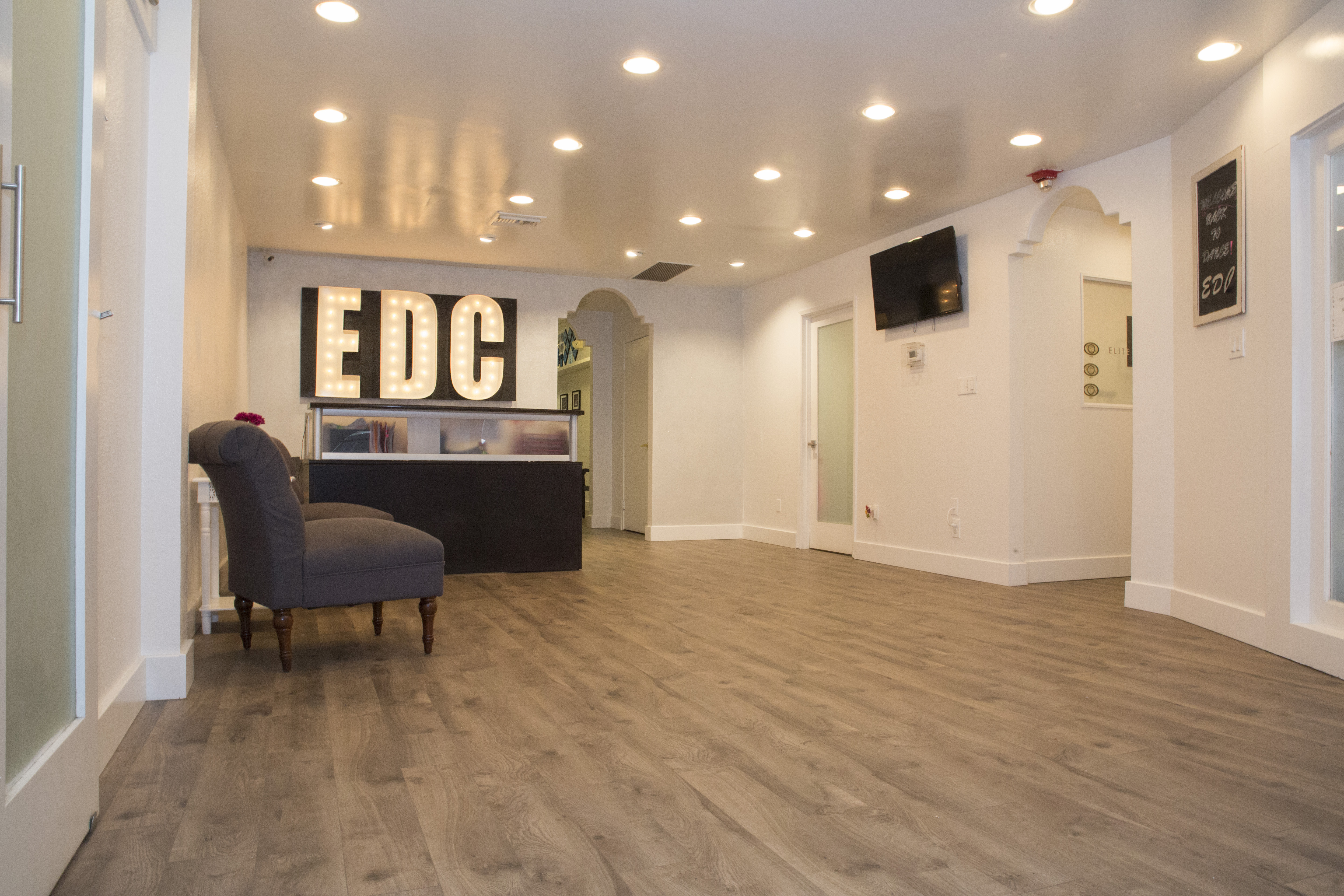 EDC Lobby - about us