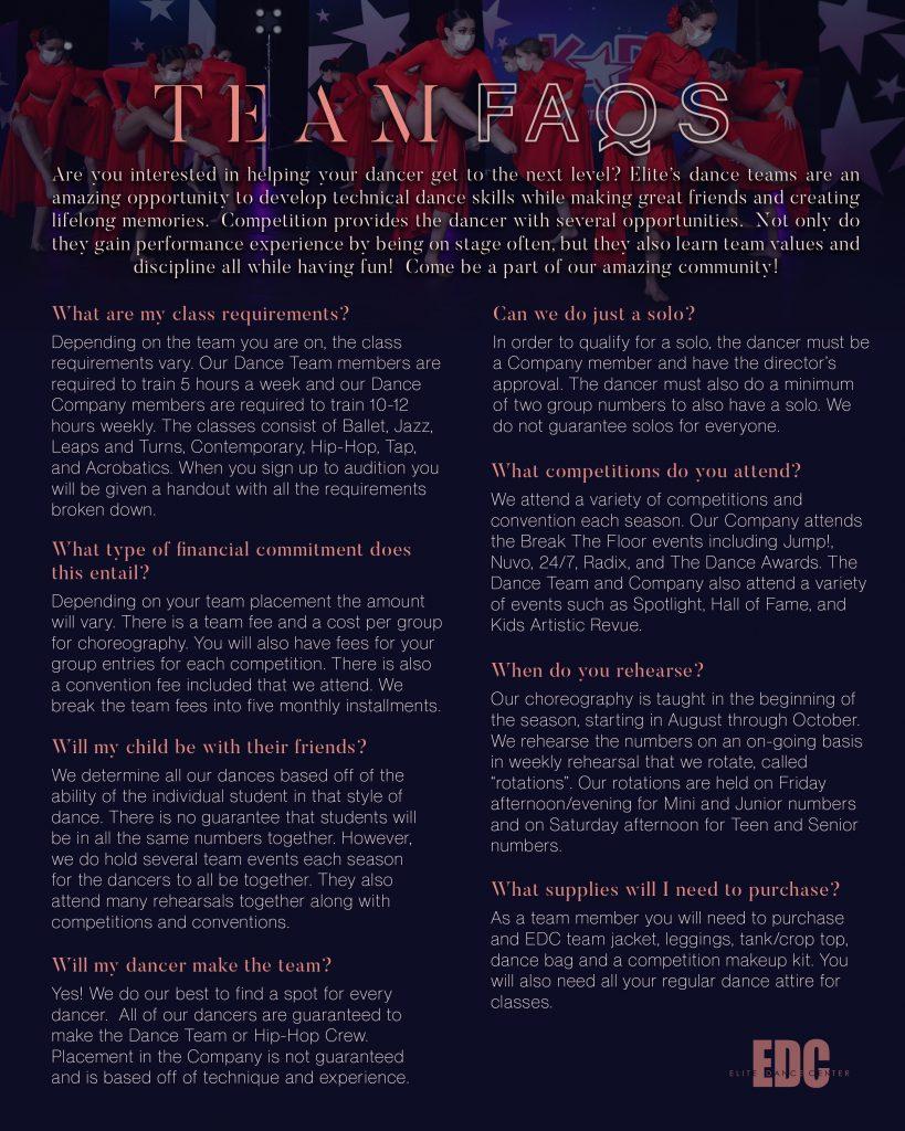 Team-FAQ-2021